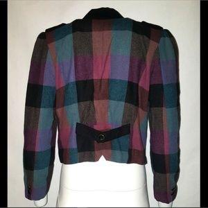 Chin Chyi Jackets & Coats - Chin Chyi Blazer Jacket Multi Color
